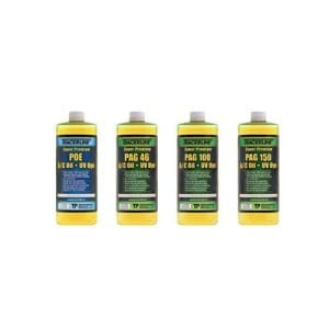 Dye-Refrigerant-Oils