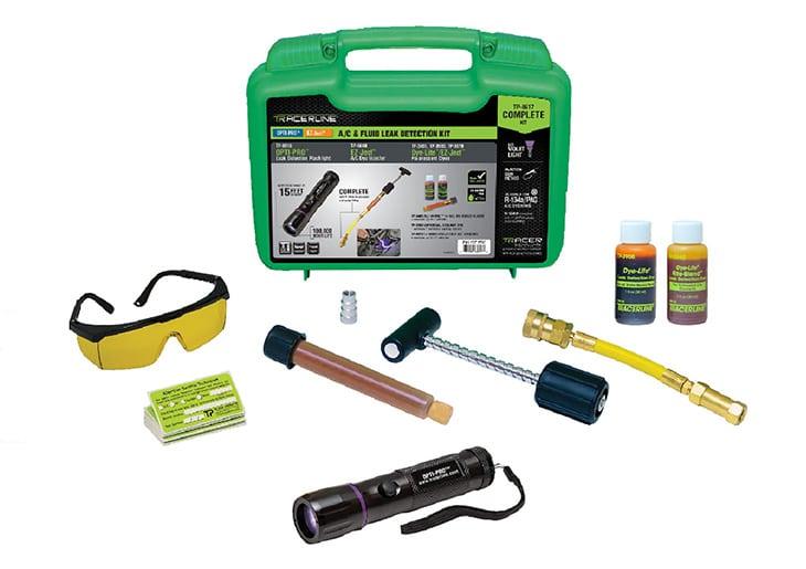TP-8617 leak detection kit