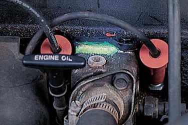 Engine-Oil-Leak