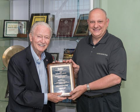 Tracer Products Earns Prestigious TEDA Award for Market ...