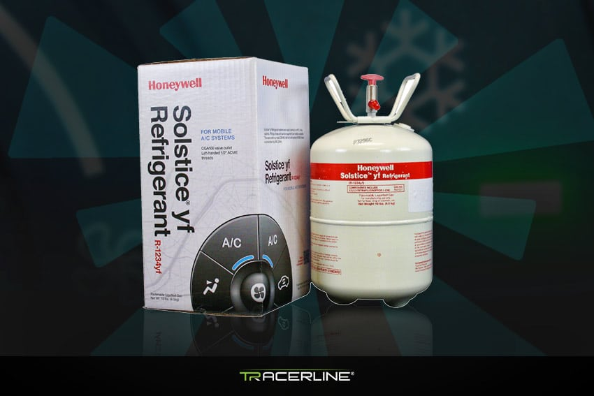 R 1234yf Refrigerant To Be Widely Accepted Among Oem S For