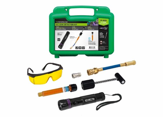 R1234yf PAG OEM AC Leak Detection Kit