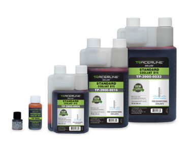 Fluorescent Dye for Automotive Leak Detection