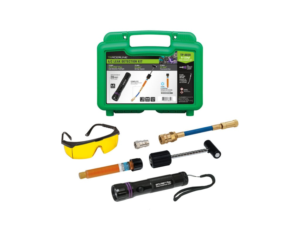 TP-8659 Leak Detection