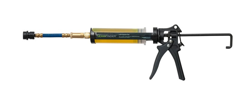 Fluorescent Dye Injection Gun