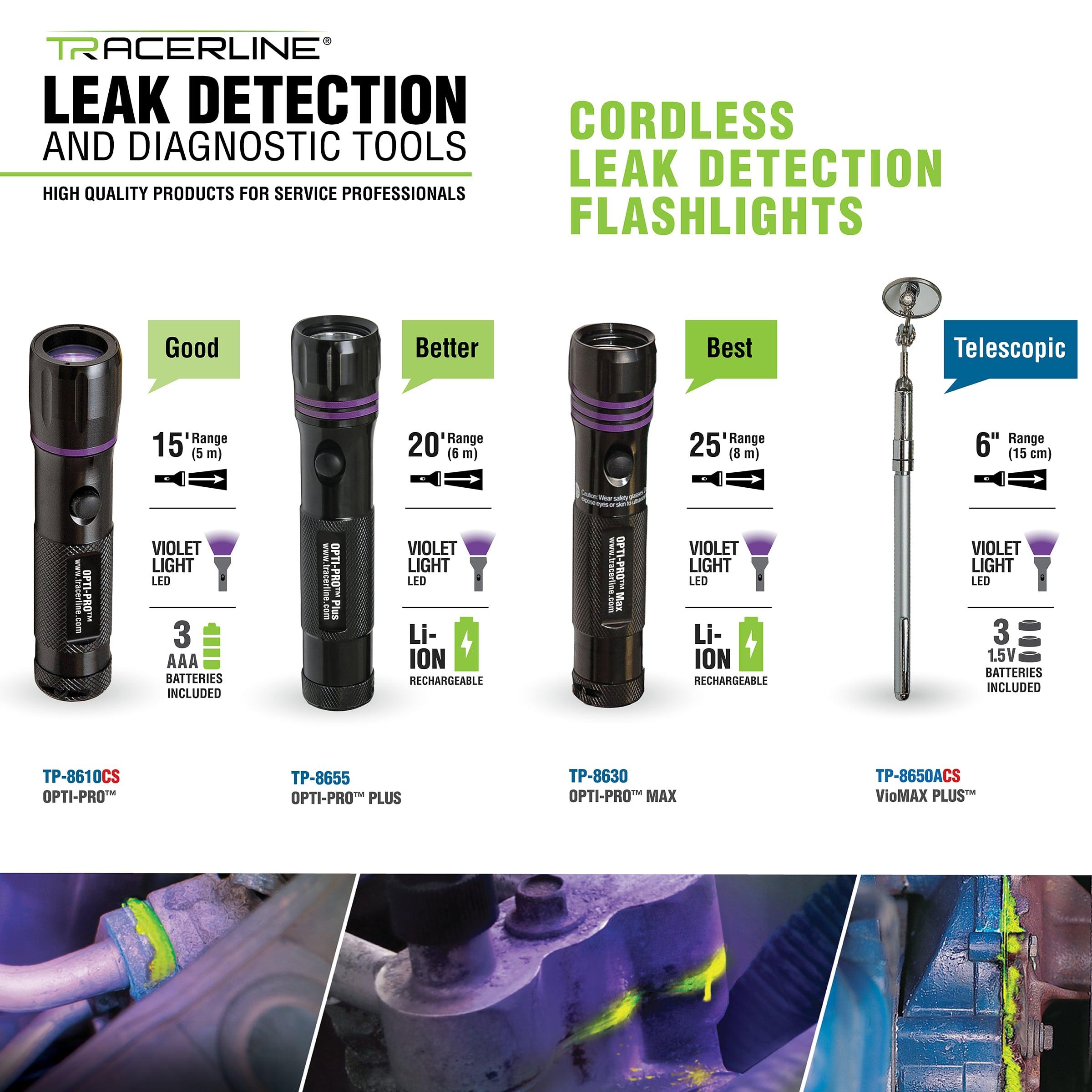 engine oil leak detector spray