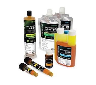 Fluorescent Leak Detection Dyes