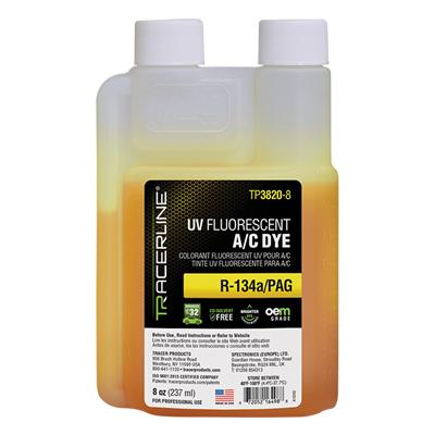 Tracerline TP3820-8 R134a AC Dye