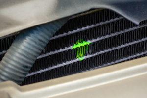 Coolant Car leak