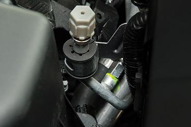 1234yf Car leak