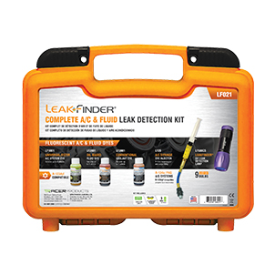 LeakFinder Multi-color AC and Fluid Dye Kit