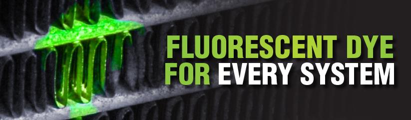 Fluorescent Dye for Cars