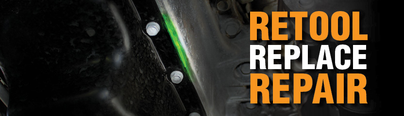 Leakfinder Automotive Aftermarket Replacement Parts