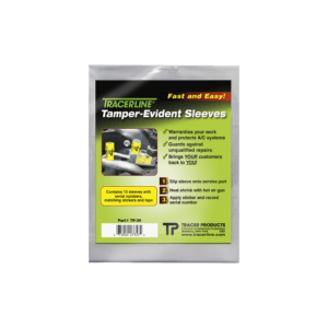 TP30 Tamper-evident sleeves (pack of 10)