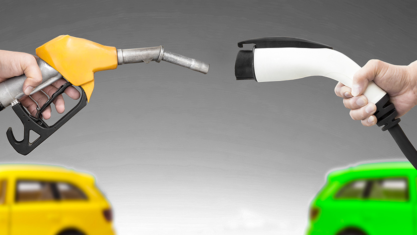 Gas vs Electric Charging