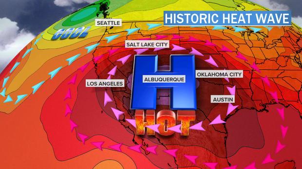 Historic Heat Wave