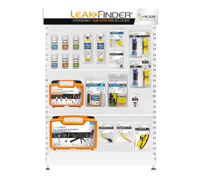 Leakfinder Bundle Pegboard