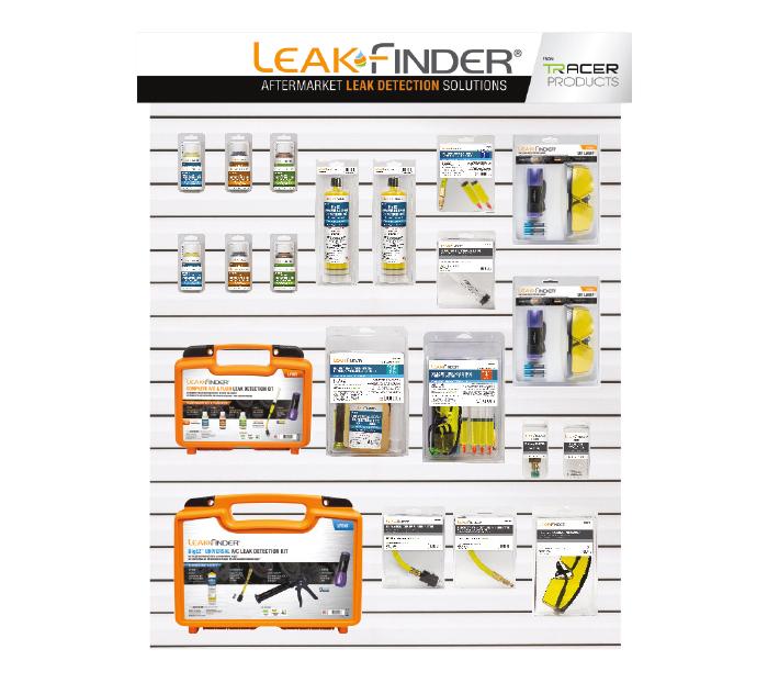 Leakfinder Bundle Slatwall